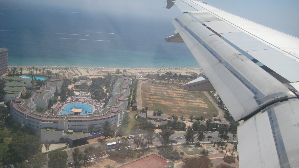 Flying in Ibiza.. literally