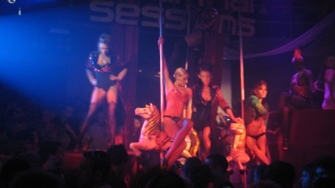 Pacha Dancers