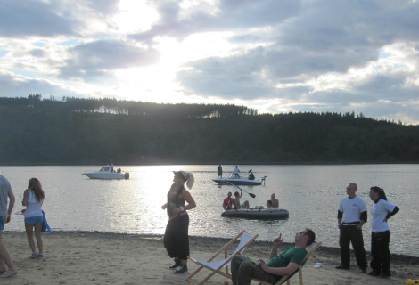 Beachside Dancing, SonneMondSterne