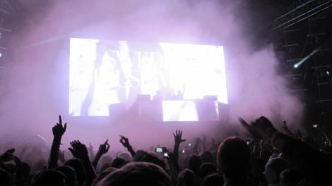 Swedish House Mafia at SMS X5