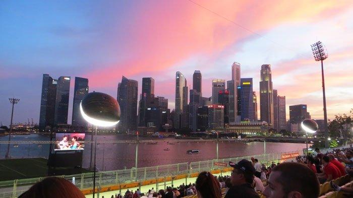 Bay Grand Stand Guide to Singapore Grand Prix