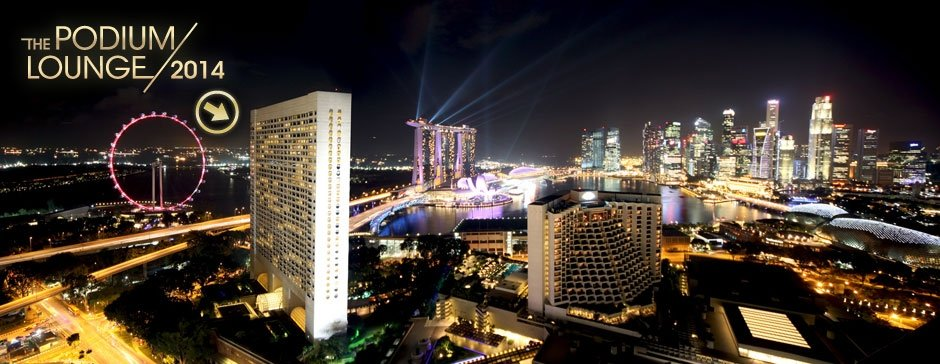 Guide to Singapore Grand Prix Podium Lounge