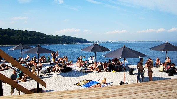 Welcome to the Aarhus Pop-up Beach Bar