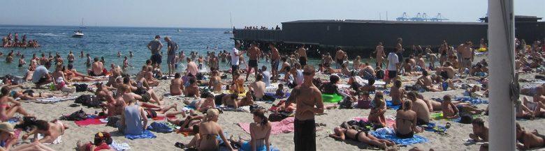 The best beach in Europe is in Denmark