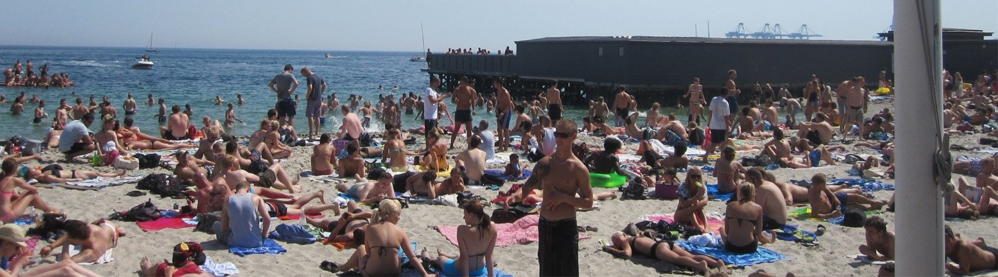 The best beach in Europe is in Denmark