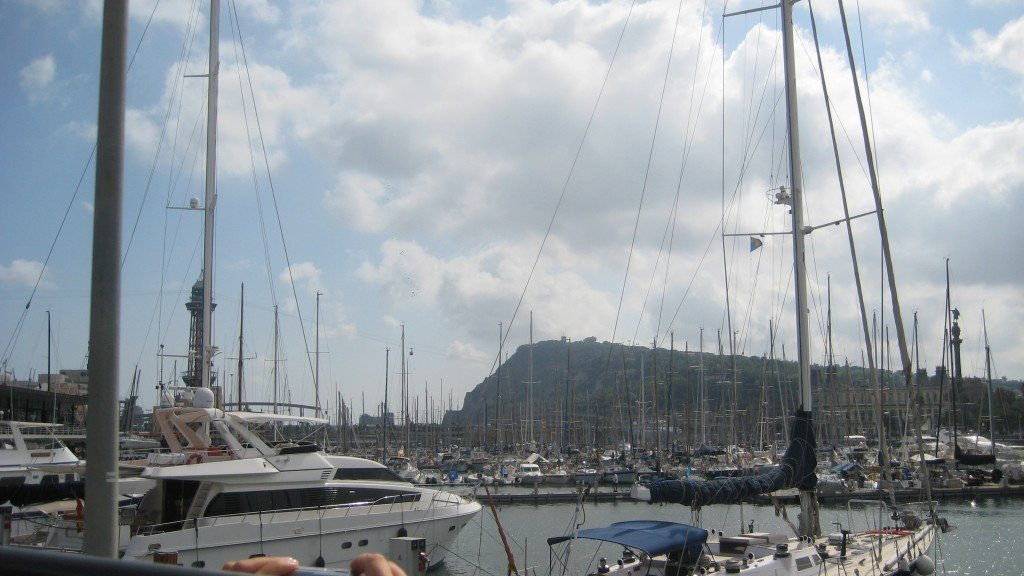 Port Vell, Monjuric