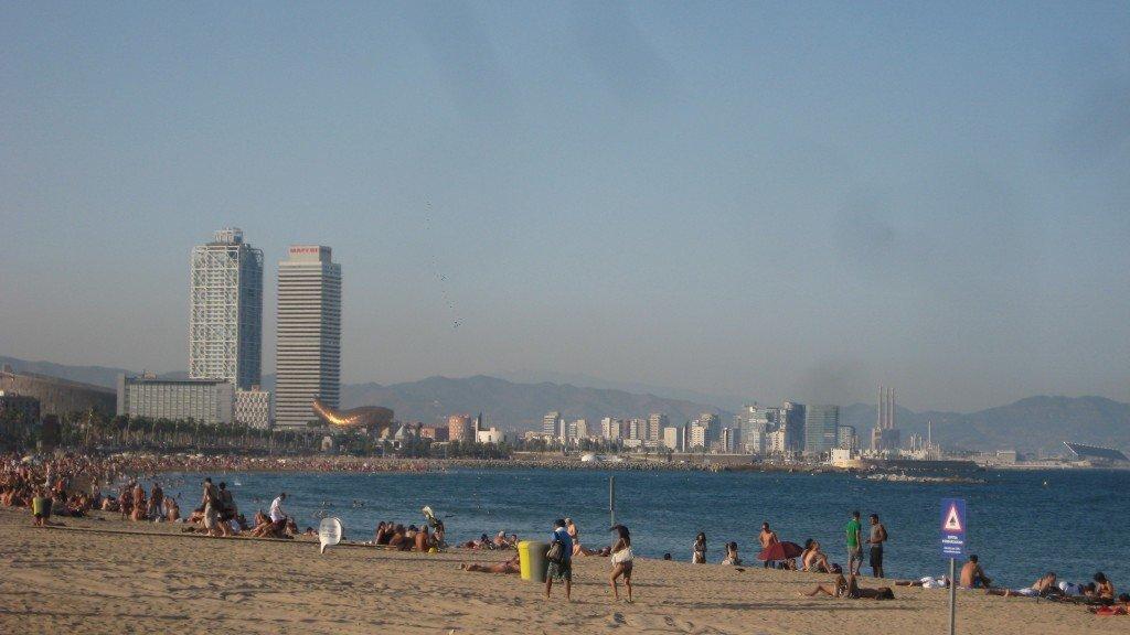 Barcelonetta Beach