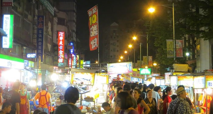 Ning Xia Road Night Market