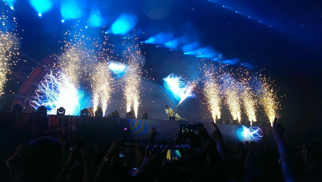 Armin Only Sydney Production
