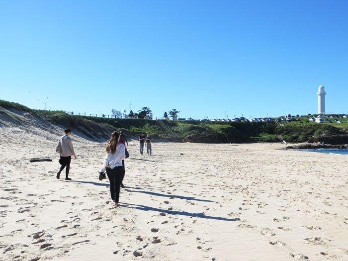 Wollongong Beach - Wollongong Weekender