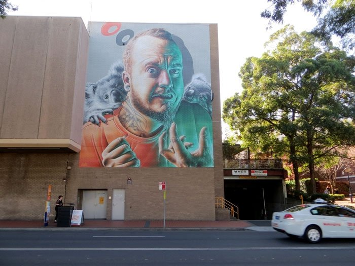 Dropbears - Wollongong Weekender