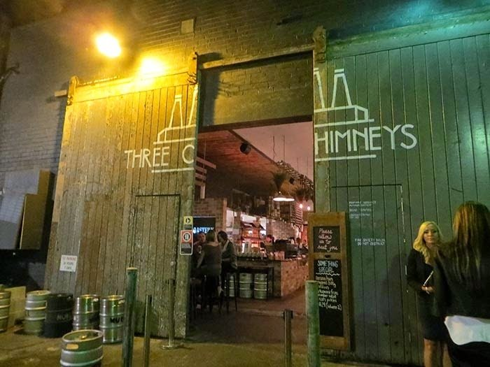The grand entrance of Three Chimneys, Wollongong - Wollongong Weekender