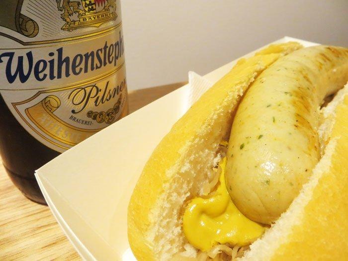 Oma's $6 Hot Dog