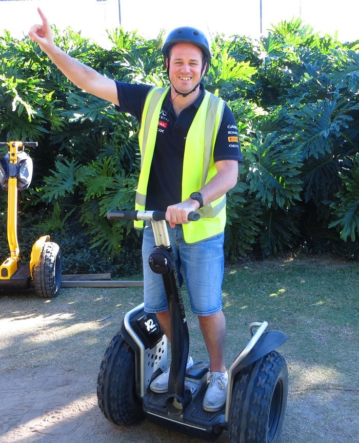 Segway Coffs Harbour Australian East Coast Road trip