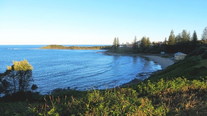 Yamba NSW, Australian East Coast Road Trip
