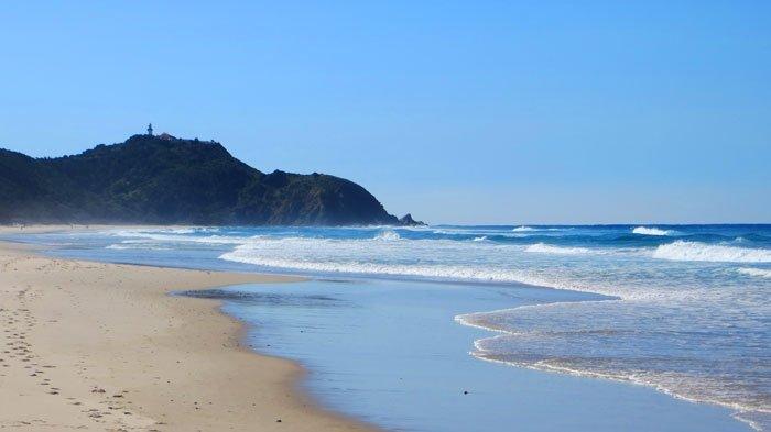Arakwal National Park, Tallow Beach, Cape Byron, Australian East Coast Road Trip