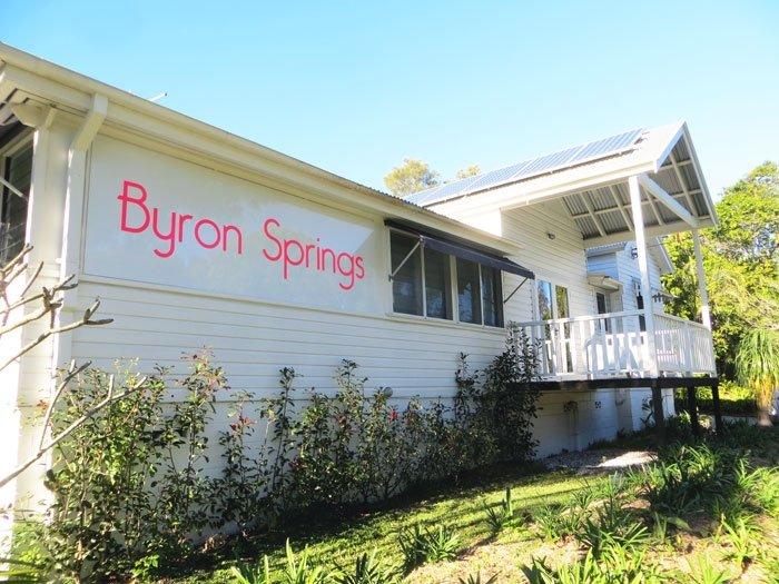 Byron Spring Guest House, Australian East Coast Road Trip