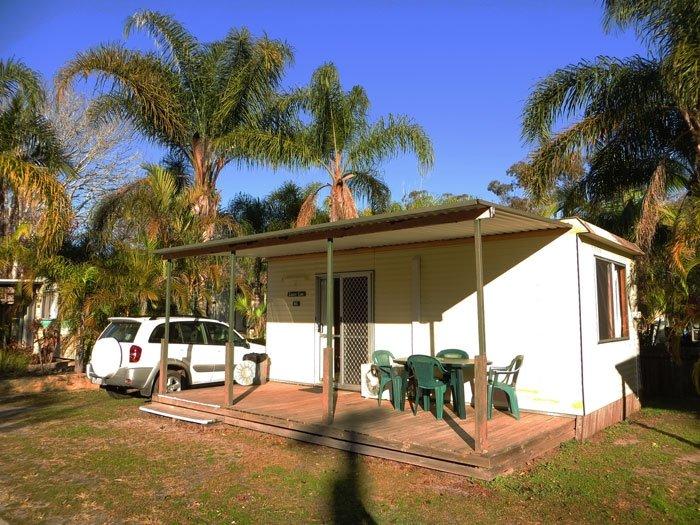 Lani's Island Cabin, Forster NSW, Australian East Coast Road Trip