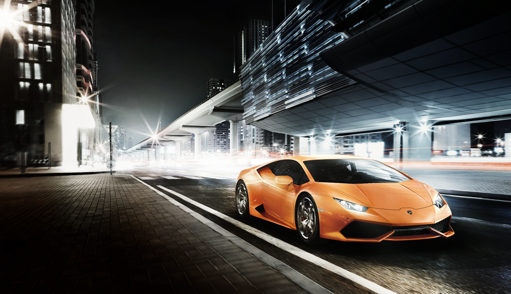 Lamborghini Huracán LP 610-4 Launching at The Podium Lounge Singapore 2014.