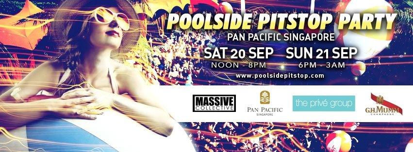poolside pitstop
