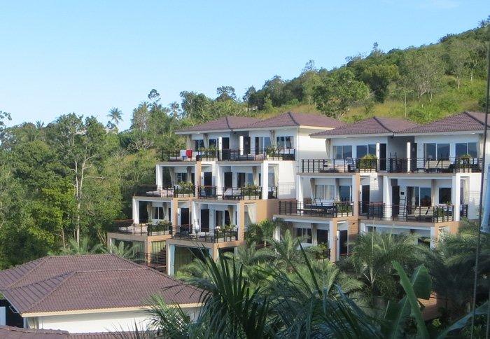 Exterior view Mantra Resort Samui