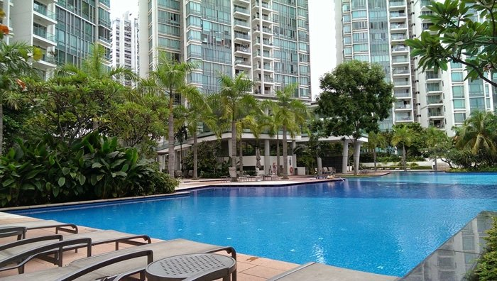 One Amber Pool - Moving to Singapore