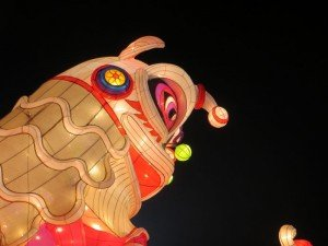 Chinese Lion - River Hongbao
