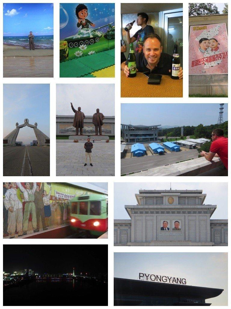 Touring North Korea