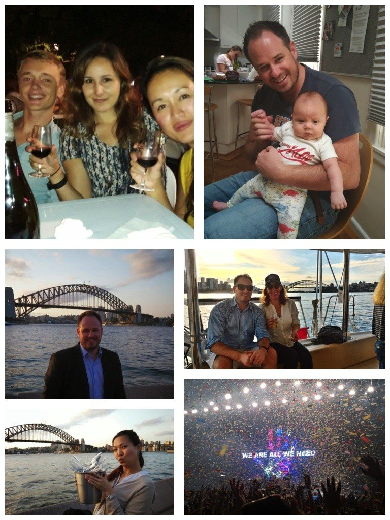 Celebrating life in Sydney