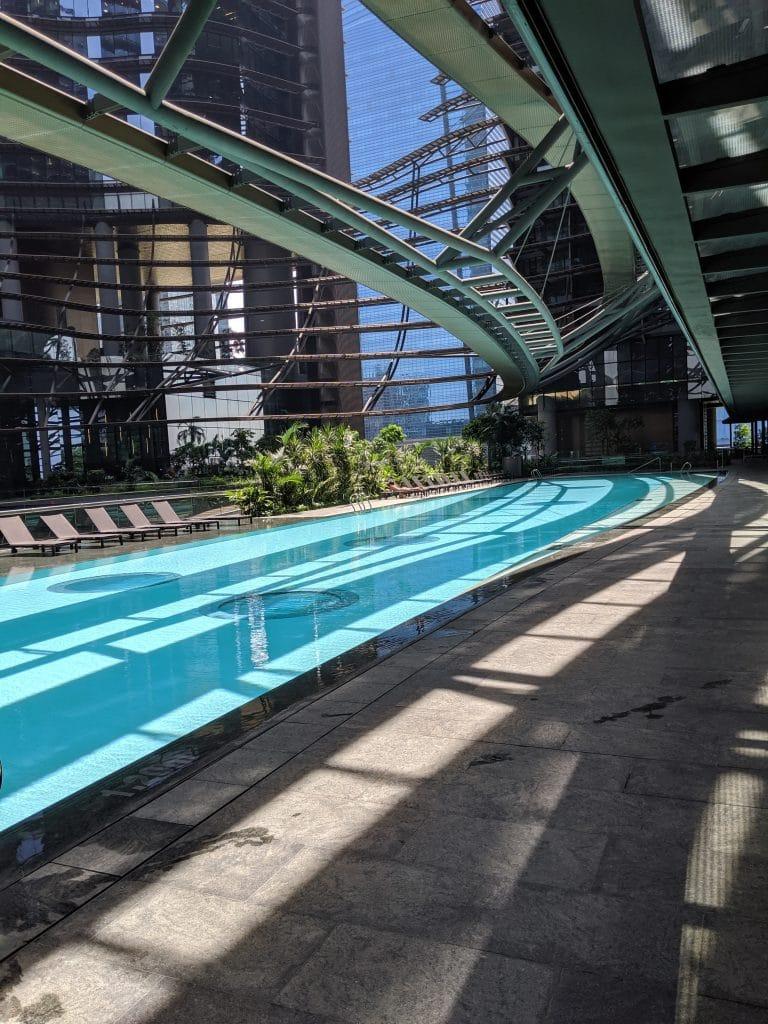 Marina One Condo Pool